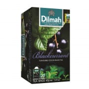 Tea Bags -  Blackcurrant Flavoured Ceylon BLack Tea 20sX2g