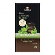 SUGARLESS Dark Chocolate & Fresh Mint 100g