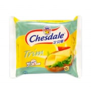 Trim Cheese Slices 12sX250g