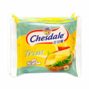 Trim Cheese Slices Twin Pack 12sX250g