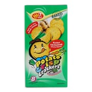 Potato Crackers Vegetables Flavour 8sX20g
