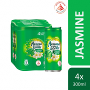 Jasmine Green Tea 4sX300ml