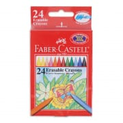 Crayons Erasable 24 Colours