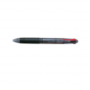 Feed 4 in 1 Ballpoint Pen GP4 0.7mm (Black)