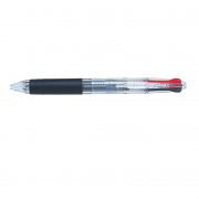 Feed 4 in 1 Ballpoint Pen GP4 0.7mm (Clear)