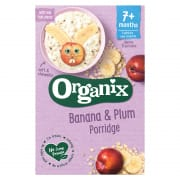 Banana & Plum Porridge 200g
