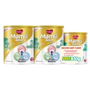 Mamil Gold Step 3 Kid's Milk Formula - 2sX1.6kg+850g