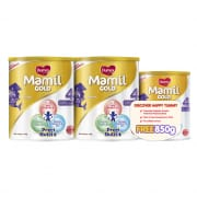 Mamil Gold Step 4 Kid's Milk Formula - 2sX1.6kg+850g