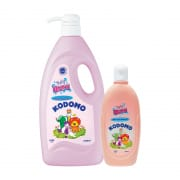 Baby Bath Moisturizing 1L + 200ml Promo Pack