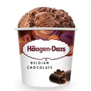 Ice Cream Pint - Belgian Chocolate 473ml