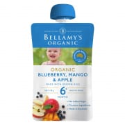 Organic Blueberry, Mango & Apple 120g