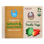 Double Vegetable Baby Noodles 8sX30g
