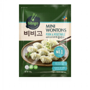 Bibigo Pork & Vegetable Wontons 500g