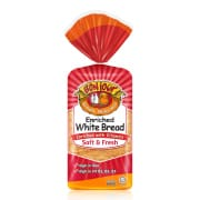 Enriched White Bread 600g