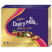 CADBURY Dairy Milk Chocolate Fruit & Nuts (Tin) 300g