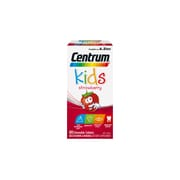 CENTRUM Kid's Strawberry Multivitamin & Mineral Tablets 60s
