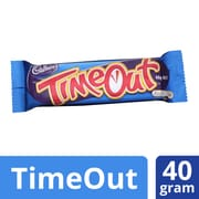 CADBURY Time Out Twin Bar 40g