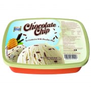 Chocolate Chip Ice Cream 1L