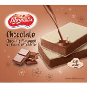 Chocolate Ice Cream with Wafer 4sX62ml