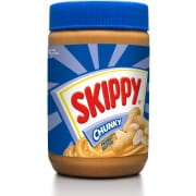 Peanut Butter Chunky 500g