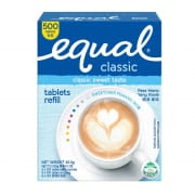 Equal Classic Tablet 500s Refill