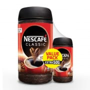 Freeze Dried Instant Coffee Classic Arabica Bean Jar 200g+50g Free