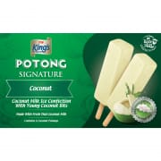 Potong Ice Cream Signature Coconut 6sX60ml