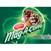 Mag-A-Cone Cookies & Chocolate Ice Cream 4sX115ml