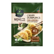 Bibigo Crispy Pork & Vegetables Dumplings 500g