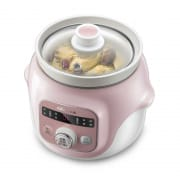 Bear Digital Slow Cooker with Ceramic pot 1.0L (DDG-D10B1)