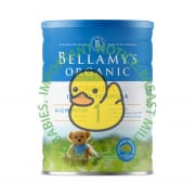 BELLAMY'S Organic Infant Formula 900g