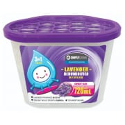 Dehumidifier Lavender Shrink Wrap 3sX720ml