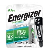 Rechargeable NIMH Batteries AA 2300mAh 4s