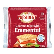 Emmental Cheese 10sX200g
