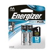 Max Plus AA Alkaline Batteries 2s