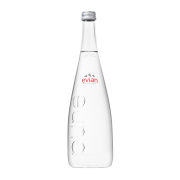Natural Mineral Water Pure Glas Bottle 750ml