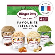 Favourite Selection Multi Pack 4sX100ml