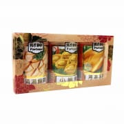 Abalone Gift Set - Baby Abal /Locos /Pacific Clams