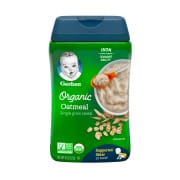 Organic Cereal Oatmeal 227g