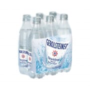 Sparkling Mineral Water 6sX0.5L