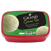 KING'S Ice Cream Tub Grand Green Tea 1L