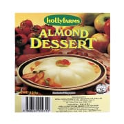 HOLLYFARMS Almond Pudding Powder 120g