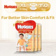 Gold Diapers XL Carton 3 X 50s