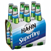 Super Dry Bottle 6sX330ml