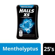 XS Sugar Free Mints - Metholyptus 15g