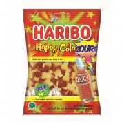 Happy Cola Sour Fresh Gummy 160g