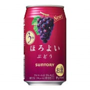 SUNTORY Horoyoi Grape Shochu Cocktail
