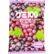 Gummy Candy Grape 107g