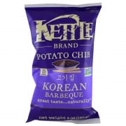 KETTLE Potato Chips Korean Barbeque 142g