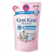 KIREI KIREI antibacterial foaming hand soap moisturizing peach 200ml